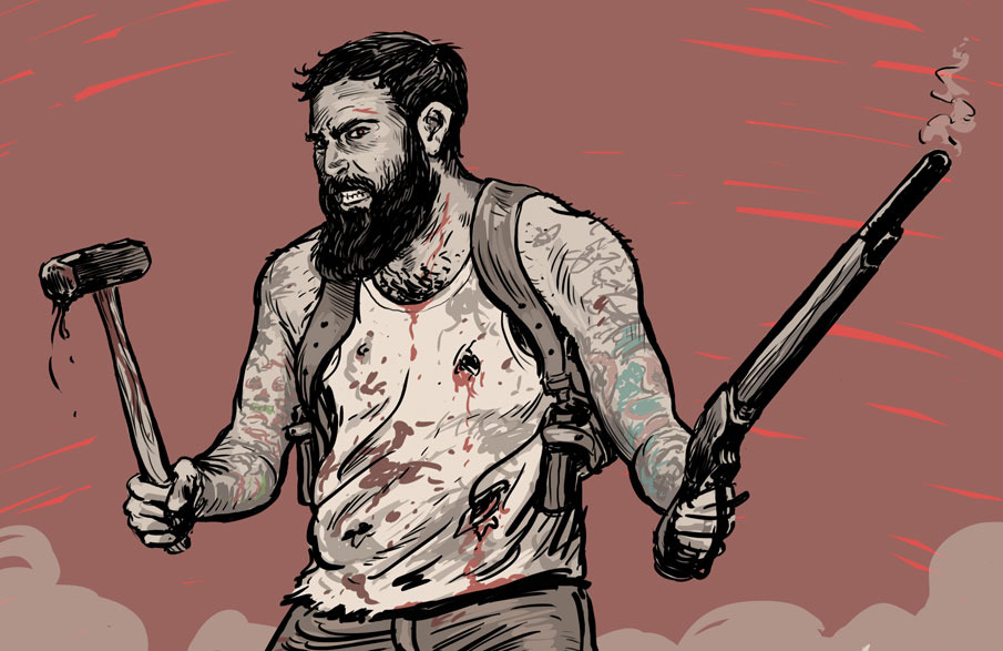 Character Design Zombie : Infected concept art crush of jamie givens