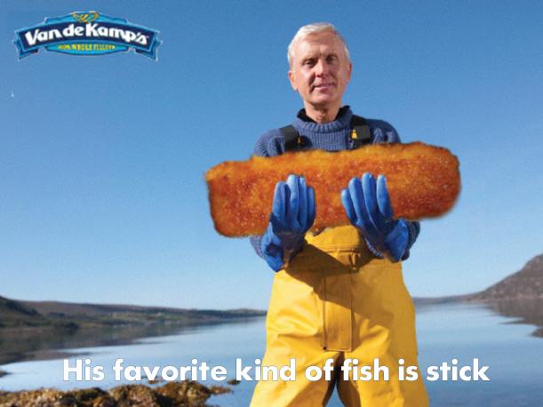 Van de kamps fish sticks omar jimenez copywriter idiot for Van de kamp s fish sticks