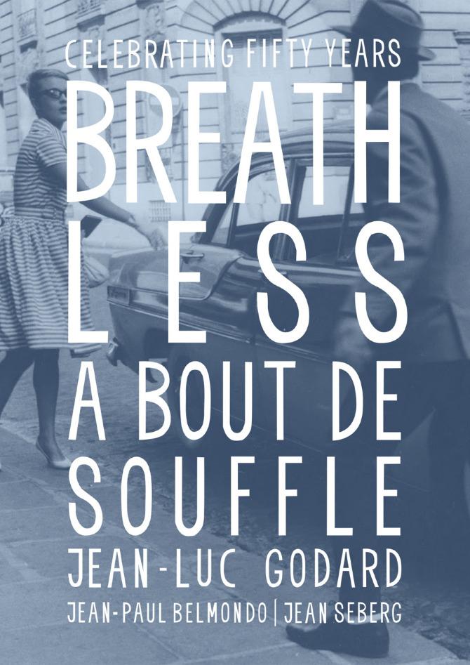 a bout de souffle essay Amazoncom: breathless (aka: a bout de souffle) [blu-ray]: jean-paul belmondo, jean seberg, daniel boulanger, jean-luc godard: movies & tv.